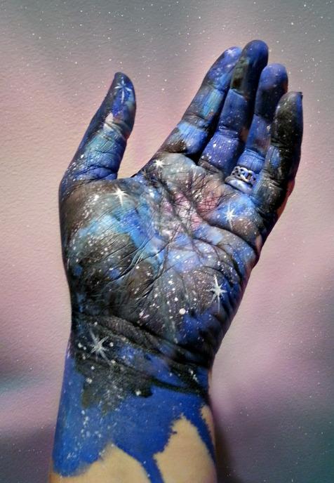 241 galaxy hand