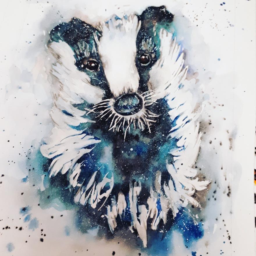 234 salty badger