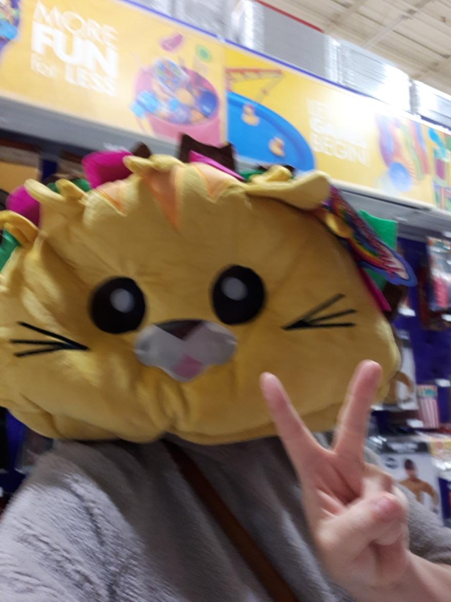 276 I am TACO CAT