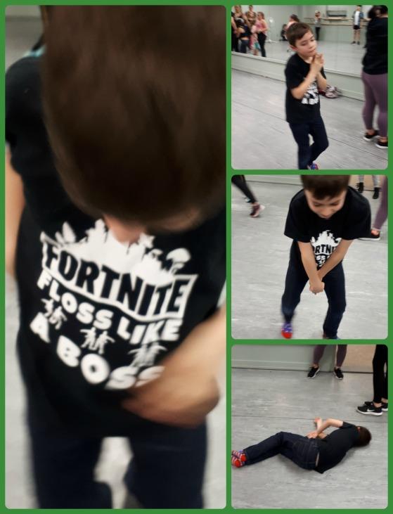 4 fortnite dance class