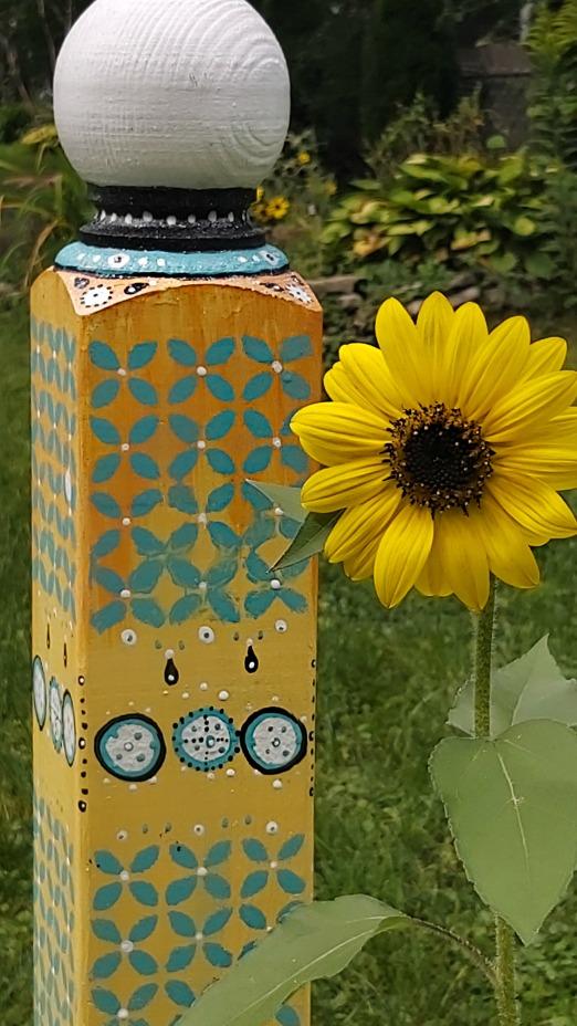 260 sunflower totum