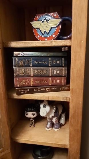 328 shelves of me